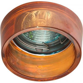 Светильник потолочный,MR16 50W G5,3 красный,хром, CD2720