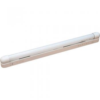 Светильник настенный люминесцентный, 18W 230V T8 с лампой,белый, САВ31(TL3016)