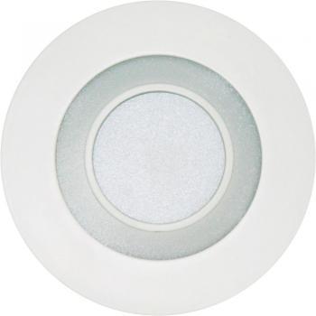 Светодиодный светильник встраиваемый со светодиодами AL2550, 8W, 640Lm, ,белый (4000К) и красный