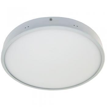 Светодиодный светильник накладной 60 LED, 12W, 960Lm,теплый белый (4000К), AL506