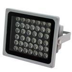Прожектор квадратный, 40LED/1W-6500K 230V серый (IP65), LL-143
