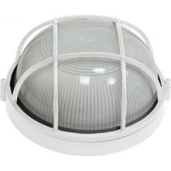 Светильник накладной, 230V Е27, белый, НПО11-100-02