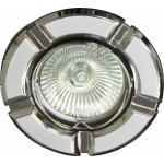 Светильник потолочный, MR16 G5.3 серый-хром, 098Т-MR16