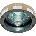 Светильник потолочный, MR16 G5.3 бронза и хром , DL193