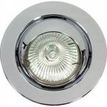 Светильник потолочный, MR16 G5.3 титан, FT9212