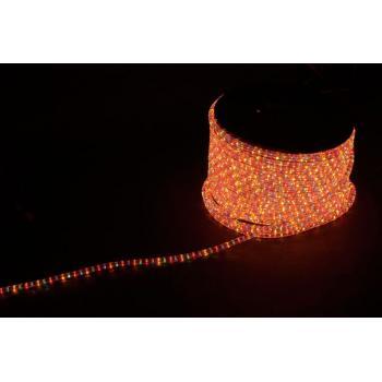 Дюралайт (световая нить) со светодиодами, 3W 50м 230V 72LED/м 11х17мм, синий-красный, LED-F3W
