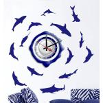 Часы-наклейка 1*AА батарея( в комплект не входит) , NL20