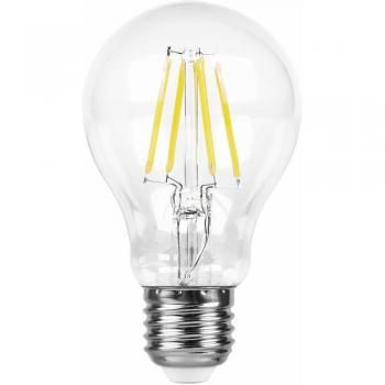 Лампа светодиодная, (9W) 230V E27 6400K, LB-63