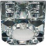 Светильник потолочный, JCD9 35W G9 прозрачный,хром, JD182