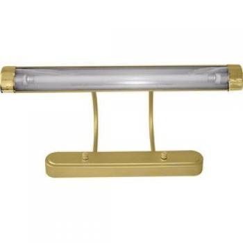 Светильник настенный, 16W 230V T4 с лампой, золото, TL2201
