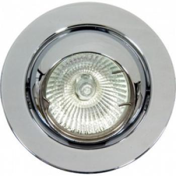 Светильник потолочный, MR16 G5.3 хром, FT9212