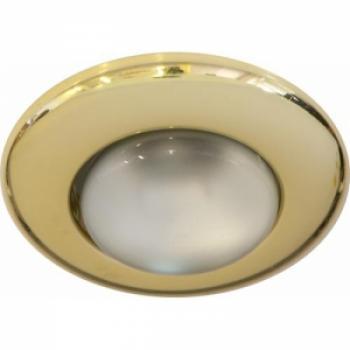 Светильник потолочный, R50 E14 матовое золото, 2767