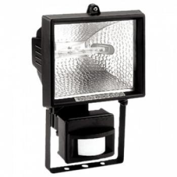 Прожектор с датчиком 500W 230V R7S с лампой, белый, GL2402/FL24