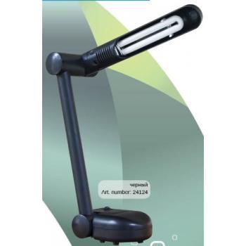 DE1105 ESТ 9W 230V G23 черный с лампой