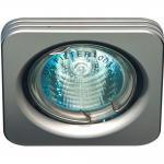 Светильник потолочный, MR16 50W G5,3 хром, алюминий, DL154
