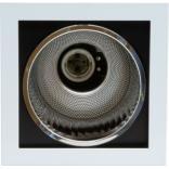 Светильник потолочный с алюминиевым отражателем, ESB E27 белый, AL116