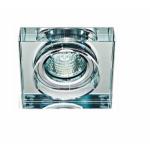 Светильник потолочный, MR16 50W G5.3 белый,хром, 8181-2