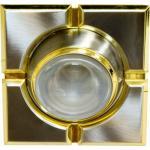 Светильник потолочный, R50 E14 титан-золото, 098-R50-S