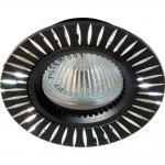 Светильник потолочный, MR16 G5.3 серебро, GS-M394S