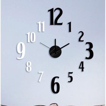 Часы-наклейка 1*AА батарея (в комплект не входит), NL36