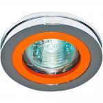Светильник потолочный, MR16 G5.3 хром, оранжевый, DL212