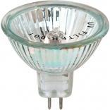 Лампа галогенная, 20W 12V MR16/G5.3, HB4