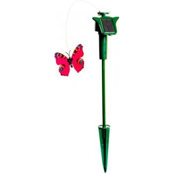 """Украшение садово-парковое """"бабочка"""" батарейка 1*ААА в комплект не входит, Е5205"""