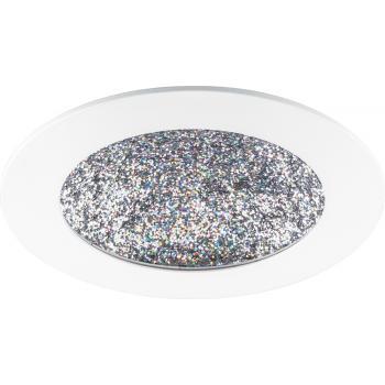 Светодиодный светильник Feron AL9070 встраиваемый 12W 4000K белый с мультиколором