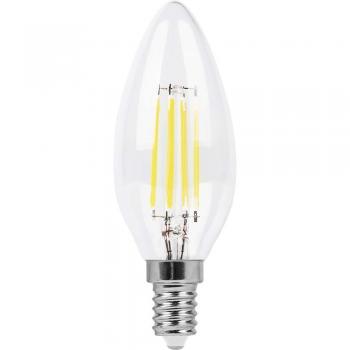 Лампа светодиодная, (5W) 230V E14 6400K, LB-58
