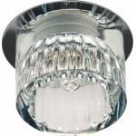 Светильник потолочный, JCD9 35W G9 прозрачный,хром, JD160