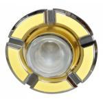 Светильник потолочный, R39 40W E14 золото-хром, 098-R39