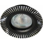 Светильник потолочный, MR16 G5.3 черный, GS-M369BK