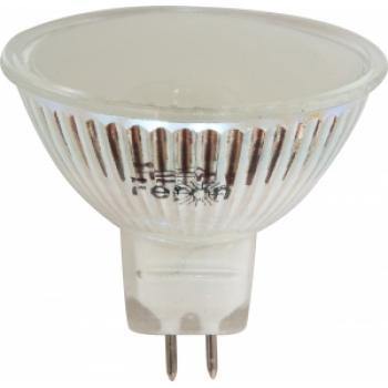 Лампа светодиодная, 44LED(3W) 230V G5.3 2700K, матовая, LB-24