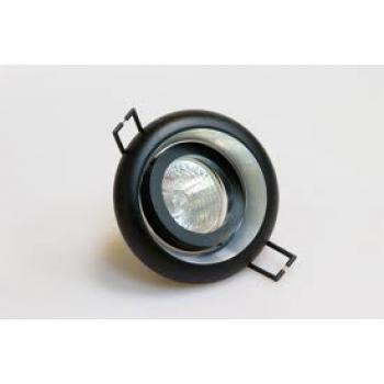 Светильник потолочный, MR16 G5.3 серебро, DL9101