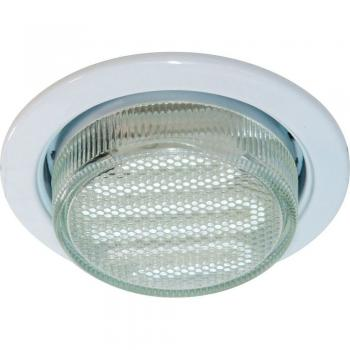 Светильник,11W 230V GX53, белый с лампой , DL53