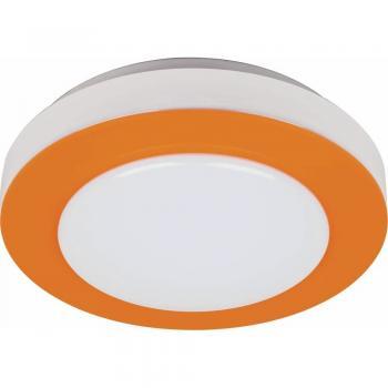 Светодиодный светильник накладной со светодиодами 12W, 720Lm, 6400K, оранжевый, AL539