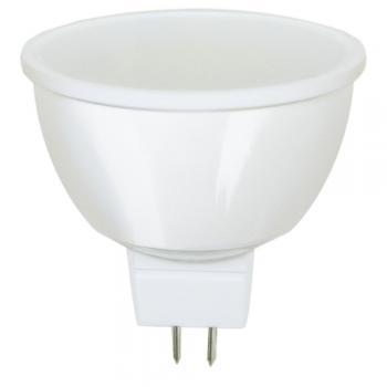 Лампа светодиодная, (6W) 230V GU10 4000K, LB-96