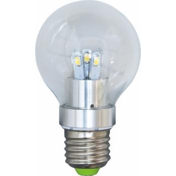 Лампа светодиодная, 6LED(3.5W) 230V E27 6400K, LB-40