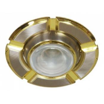 Светильник потолочный, R39 E14 титан-золото, 098-R39