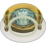 Светильник потолочный, MR16 G5.3 золото, BS3183