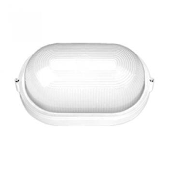 Светильник накладной, 100W 230V Е27, белый, 1201S