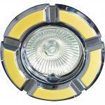 Светильник потолочный, MR16 G5.3 золото-хром, 098Т-MR16