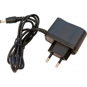 Трансформатор электронный для светодиодной ленты 6W 12V (шнур 1.2 м) (драйвер), DM105