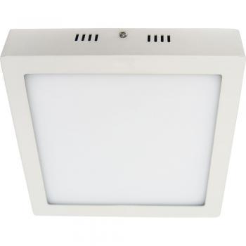 Светодиодный светильник накладной AL505 60LED, 12W, 960Lm, белый (6400К)
