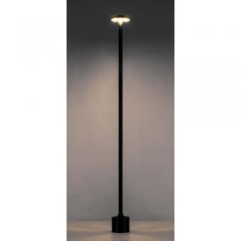 Садово-парковый светильник ЛЮКС, 2,2W AC230V IP65 3000K D70xL777мм,SP4123 , артикул 32058