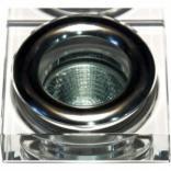 DL8230 MR16 50W G5.3 прозрачный, серебро