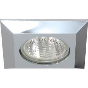 Светильник потолочный, MR16 G5.3 хром, DL229