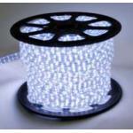 Дюралайт (световая нить) со светодиодами, 2W 100м 230V 36LED/м 13мм, белый 3000K, LED-R2W