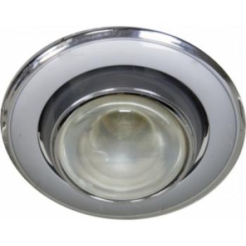 Светильник потолочный, R39 E14 титан-хром, 301-R39