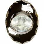 Светильник потолочный, MR16 G5.3 черный-титан, 736